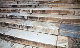 Acropolis Steps Stock Photography