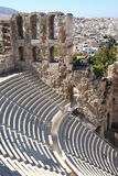Acropolis theater Stock Images