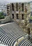Acropolis theater Royalty Free Stock Photo