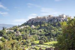 Acropolis Royalty Free Stock Image