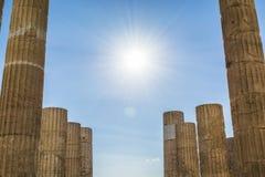The acropolis Stock Photos