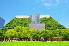 Acros Fukuoka in Fukuoka, Japan Stockfotografie
