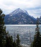 Across Jenny Lake Stock Photos