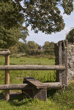 Across the Stile Stock Images