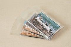 Acryl-fotomagnity Lizenzfreie Stockfotos