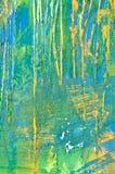 acryle χρωματισμένη ανασκόπηση π&om στοκ φωτογραφία