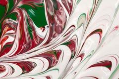 Acrylfarben Lizenzfreie Stockfotos