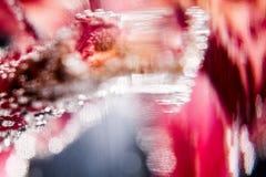 Acrylfarben - Beschaffenheit und Farben Lizenzfreie Stockfotos