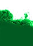 Acrylfarben im Wasser entziehen Sie Hintergrund Stockfotos