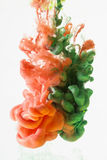 Acrylfarbtinte Lizenzfreies Stockfoto