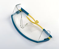 Acrylic glasses Royalty Free Stock Photo