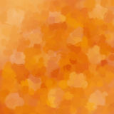 Acrylic paint hot color texture background Royalty Free Stock Photo