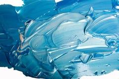 Acryllack getrennt Stockfotos