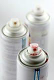 Acryllaknevel Stock Fotografie