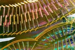 Acrylmalerei-Hintergrund Lizenzfreies Stockfoto