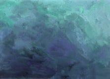 Acrylmalereihintergrundstruktur Lizenzfreies Stockbild