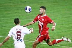 ACS Berceni - CFR Cluj Стоковая Фотография