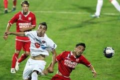 ACS Berceni  - CFR Cluj Royalty Free Stock Photos
