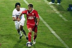 ACS Berceni  - CFR Cluj Stock Photos