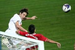 ACS Berceni - CFR Cluj Στοκ Εικόνες