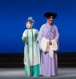 """Actúe como  blanco de Opera""""Madame Snake†del acto-Kunqu del casamentero- en segundo lugar Imágenes de archivo libres de regalías"""
