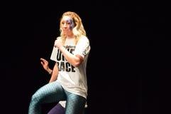 ACT-SO begabte Tänzer Stockbild