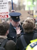 ACTA Protest on the streets of Dublin Stock Photos