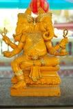 Acte de Ganesha. Image stock