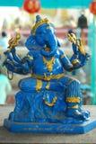 Acte de Ganesha. Photos libres de droits