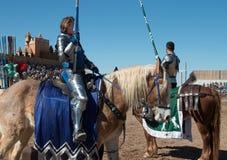 Acteur bij de Renaissancefestival van Arizona Royalty-vrije Stock Fotografie