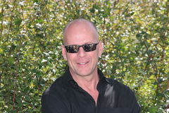 Acteur Bruce Willis photos stock