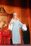 Acteur d'opéra taiwanais photo stock
