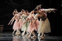 Acteur de ballet Images libres de droits