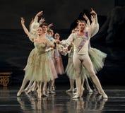Acteur de ballet Photos stock
