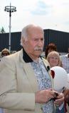 Acteur de Vladimir Zeldin Oldest Russian Photo libre de droits