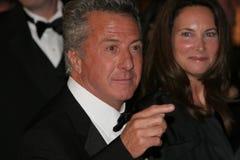 Acteur Dustin Hoffman Photo stock