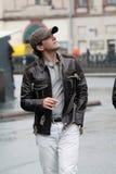 Acteur et chanteur Antonio Banderas Photo libre de droits