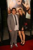 Acteur Jonas Hill en Jordanië Klein #3 Royalty-vrije Stock Foto's