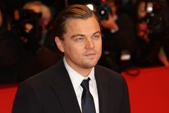 Acteur Leonardo DiCaprio Photos stock