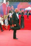 Acteur Maxim Averin bij de Filmfestival van Moskou Royalty-vrije Stock Fotografie