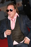 Acteur Mickey Rourke image stock