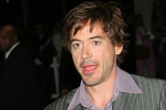 Acteur Robert Downey Jr. images stock