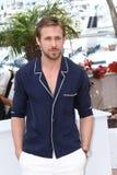 Acteur Ryan Gosling photographie stock libre de droits