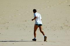 Actieve jogger Stock Fotografie