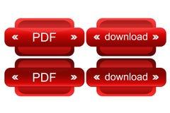 Actieve knoop voor Web Stock Foto's