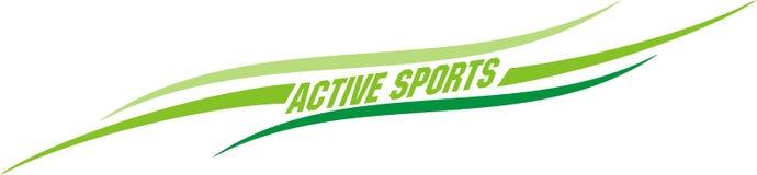 Actieve sporten Royalty-vrije Stock Foto's