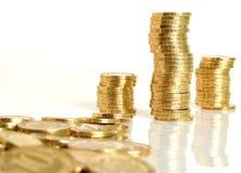 Actifs financiers. image stock