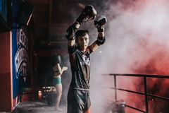 Action, Adult, Athlete, Battle, Royalty Free Stock Images