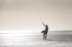 Action, Adult, Beach, Dawn Stock Photos