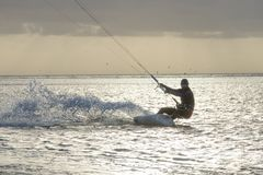 Action, Adventure, Beach Royalty Free Stock Photos